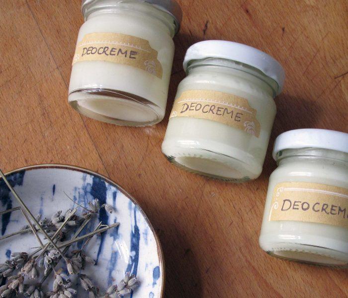 DIY Deocreme aus nur 4 Zutaten