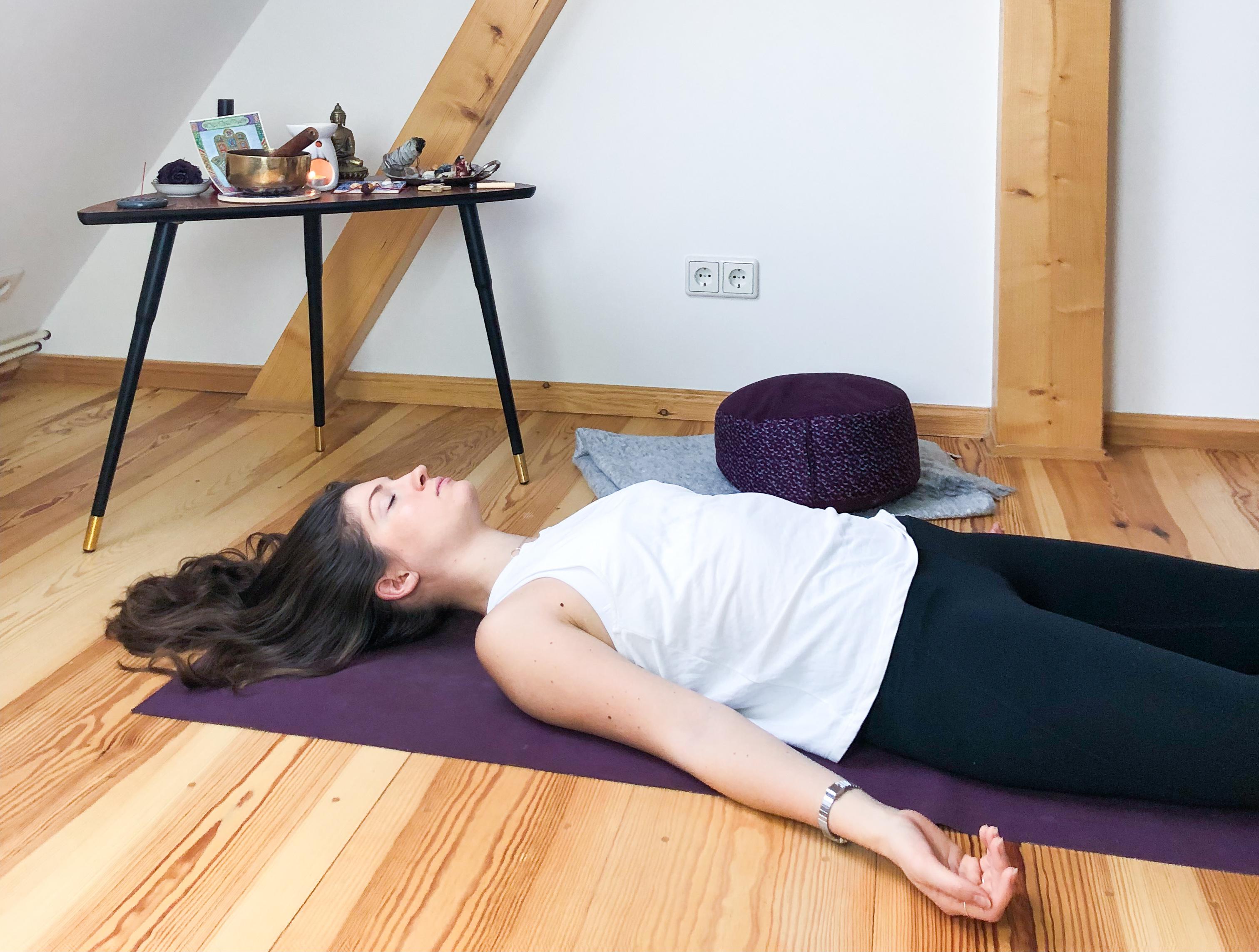 Yoga Nidra – der yogische Schlaf