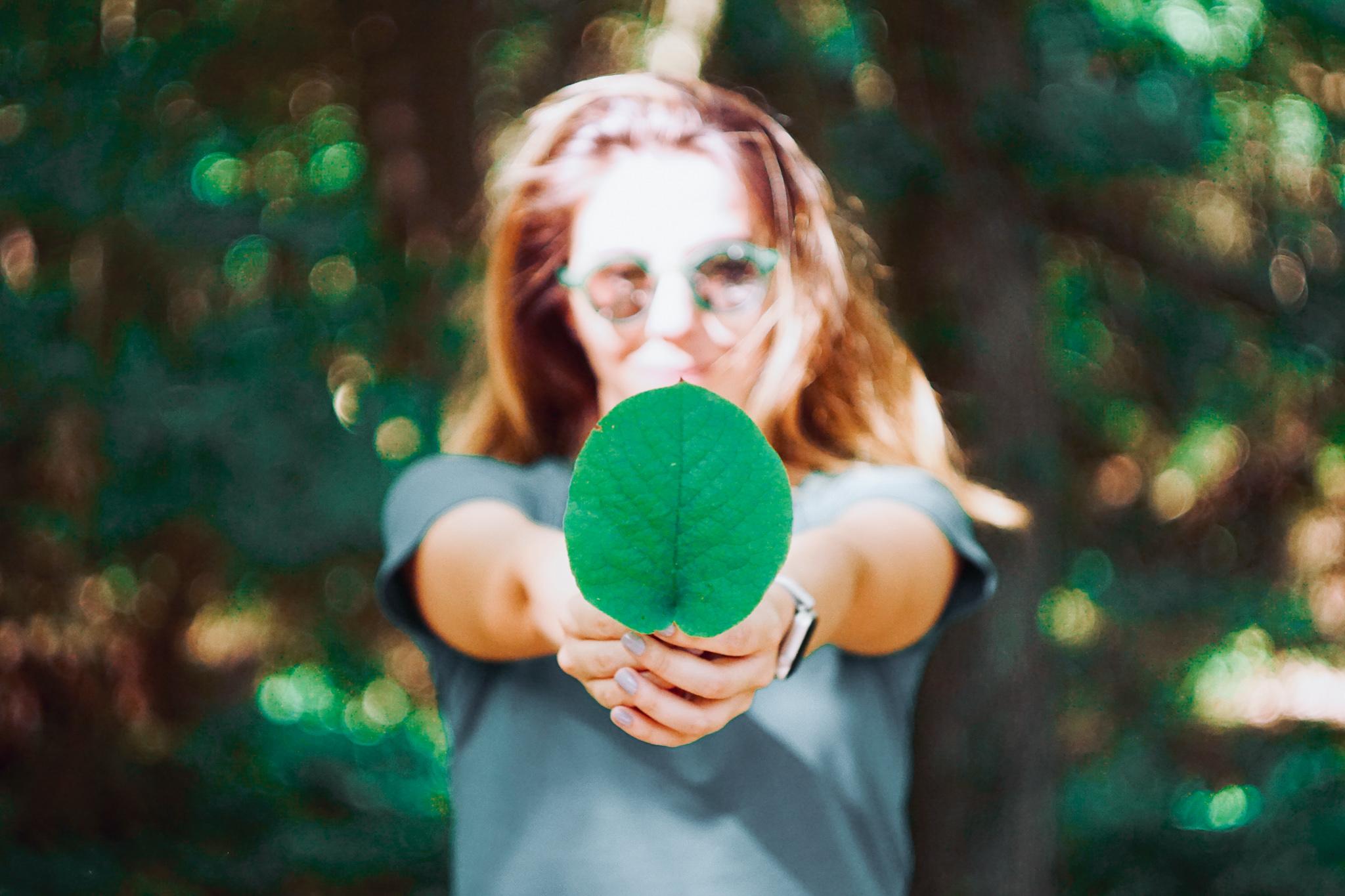 Was Nachhaltigkeit und Yoga miteinander zu tun haben