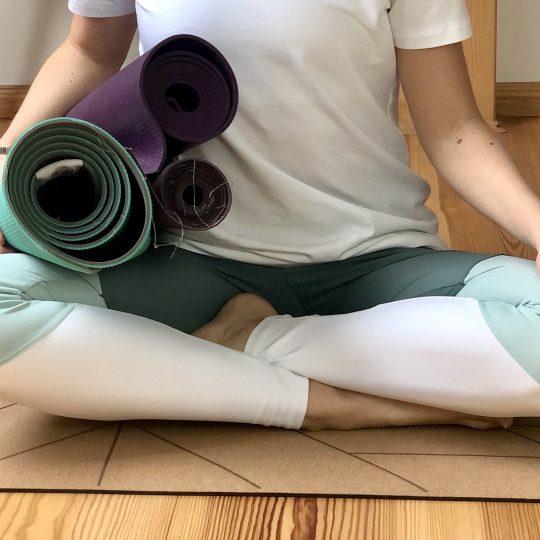 Welche Yogamatte ist die Richtige? Drei nachhaltige Yogamatten im Vergleich