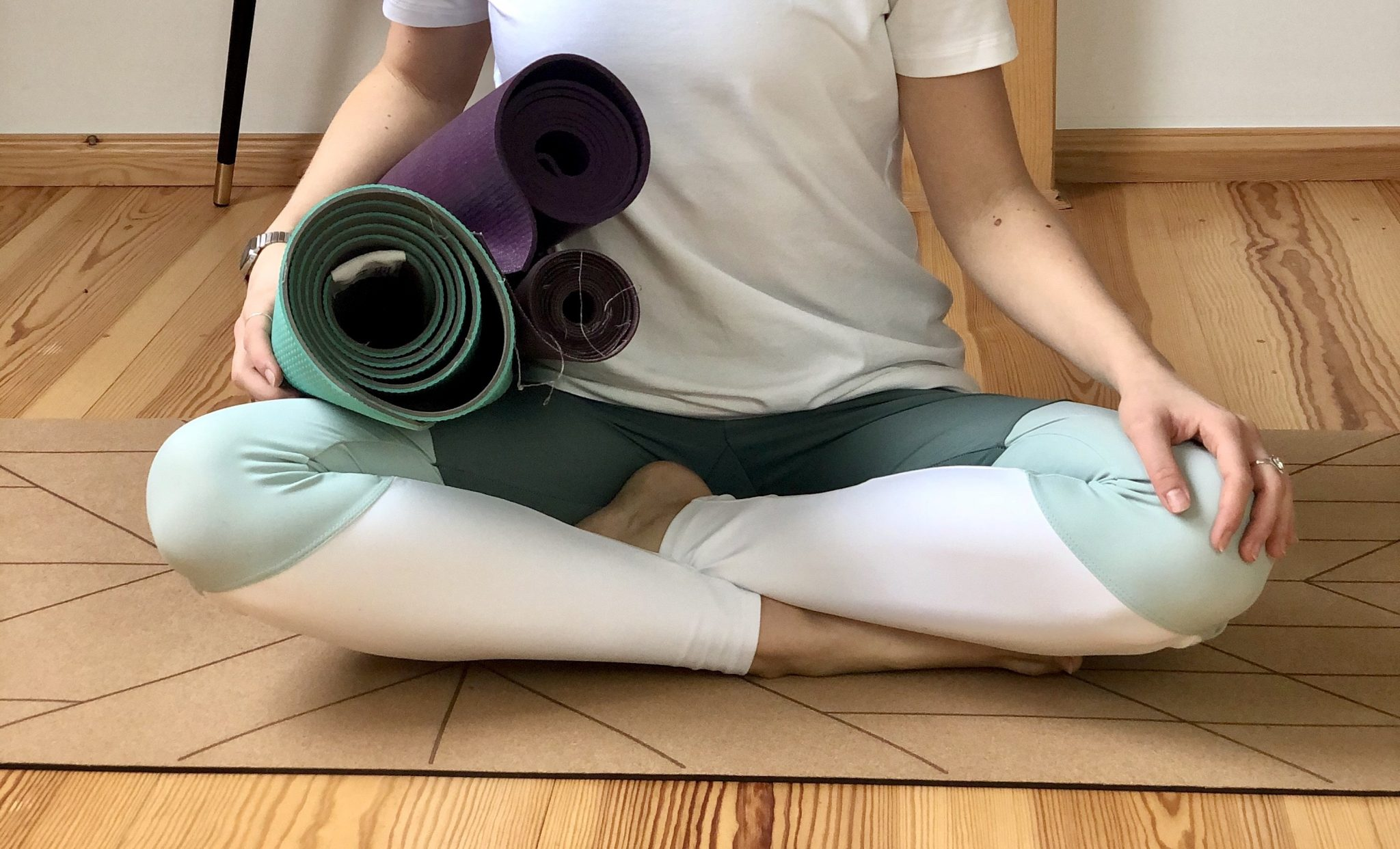 Nachhaltige Yogamatten im Vergleich