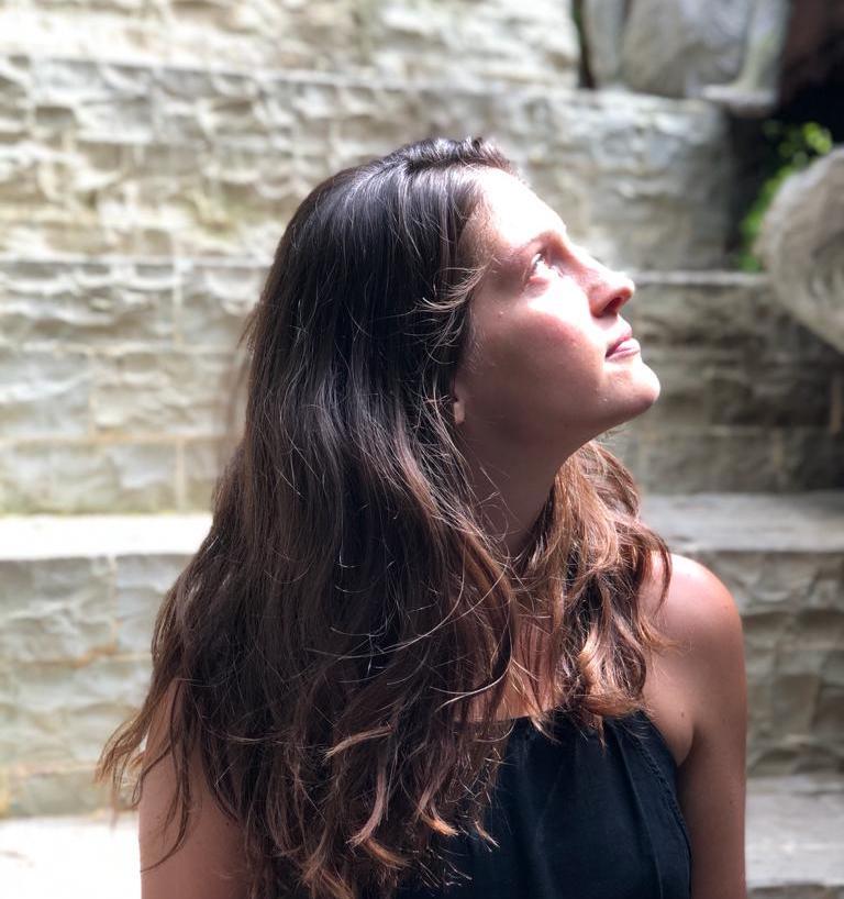 Blick in den Himmel, Gedaken über Kündigung, Veränderung und Selbstständigkeit