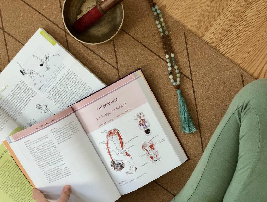 Yogabücher Yogalehrer Anatomie