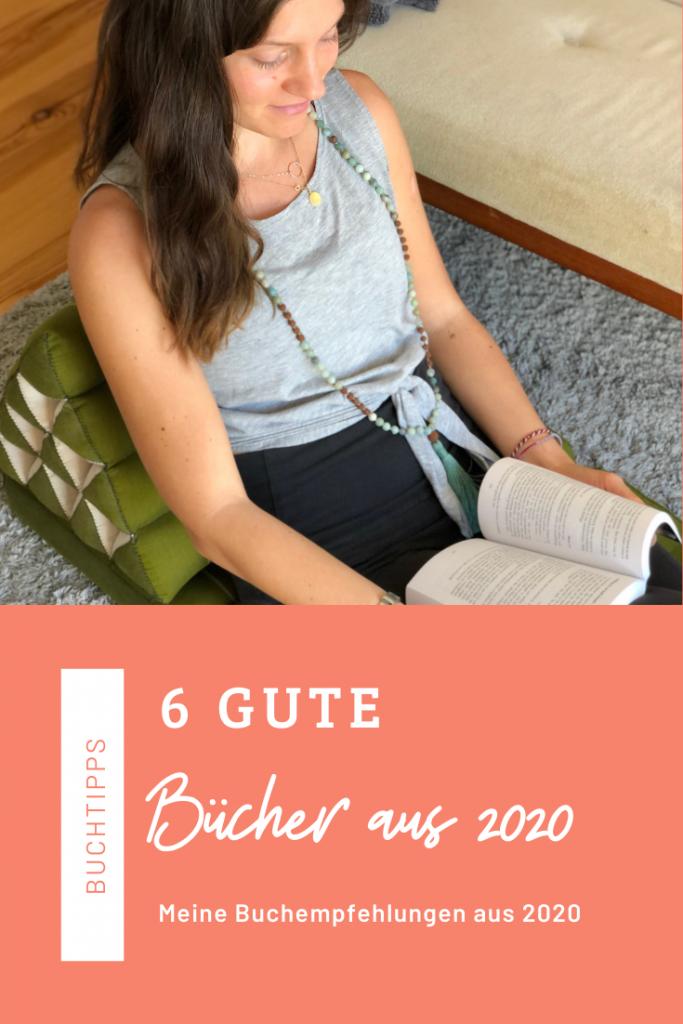 Bücher aus 2020: 6 gute Bücher, die ich 2020 gelesen habe